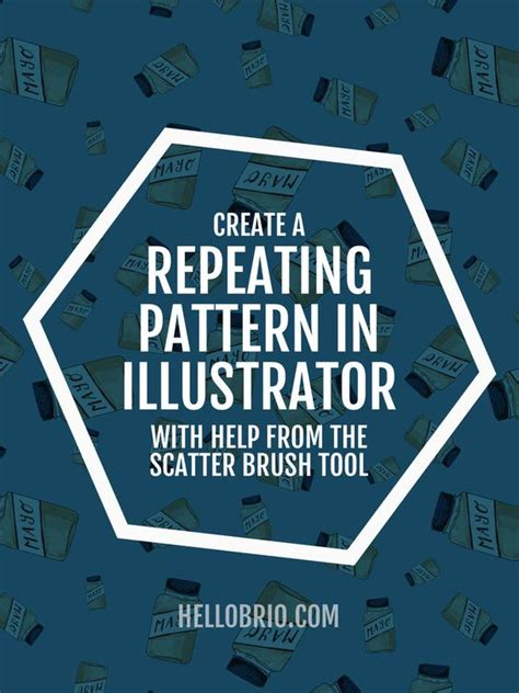10 illustrator tools every surface pattern designer should know repeating patterns how to create a and illustrators on