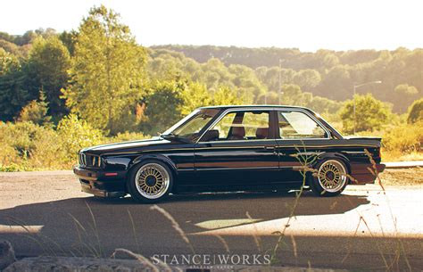 bmw e30 slammed stephen sayer s 1986 bmw e30 325e
