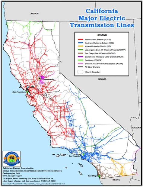transmission lines map what are the basics of understanding the electrical power