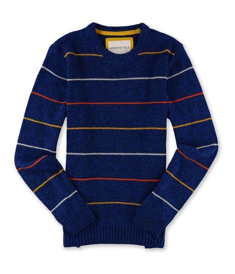 Aeropostale Sweater aeropostale mens knit pullover sweater ebay