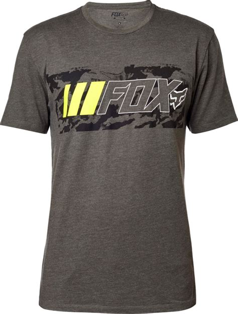 Tshirt T Shirt Kaos Fox Racing fox racing mens ozwego premium motocross sleeve