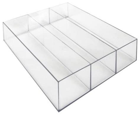 3 compartment drawer organizer mexse drawer organizer with 3 compartments modern