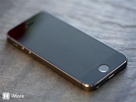 space gray iphone 5s unboxing hardware tour macro close up gallery imore