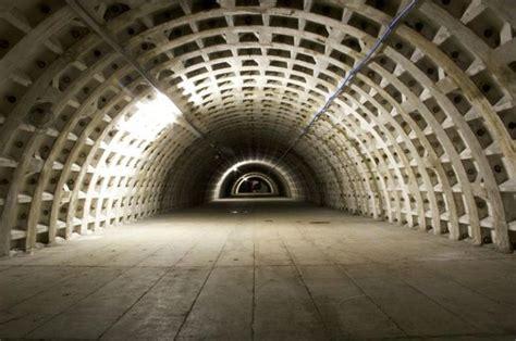 underground wwii bomb shelter  london