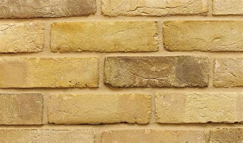 Handmade Brick Manufacturers - imperial brick reclamation cambridge buff 68mm