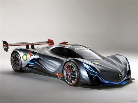 Gears Hd Specification Price And Wallpaper Mazda Furai