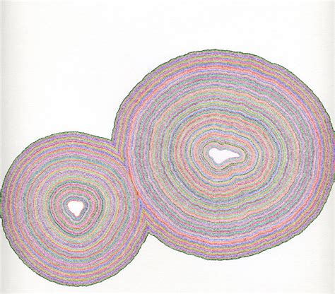 Drawing Center by Drawing Center Cross Sections 2012 Kristi Sword