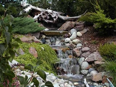waterfall ideas for backyard 17 best images about water fountains on pinterest