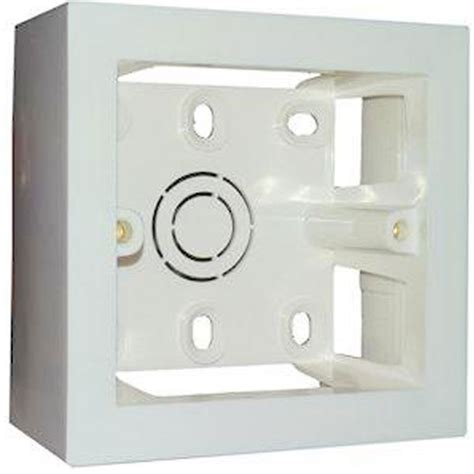 Junction Box Plexo Weatherproof 155x155x74 Legrand buy legrand 673302 1 2 module surface box at best price in india