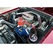 1969 Ford Mustang Mach 1 390 S Code  Specifications