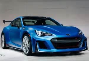 Subaru Brz St 2018 Subaru Brz Sti Changes Specs Release Date And Price