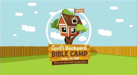 god s big backyard god s backyard bible c at fbc june 27 30 on vimeo