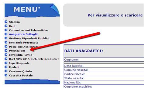 www inps it cassetto previdenziale cittadino disoccupazione inps calcolo e requisiti pmi it
