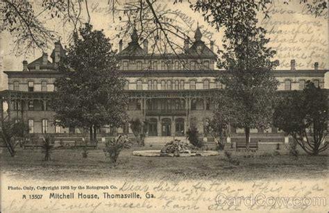 Post Office Thomasville Ga by Mitchell House Thomasville Ga