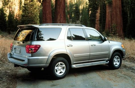 old car owners manuals 2003 toyota sequoia interior lighting 2001 2007 toyota sequoia first 1st generation toyota