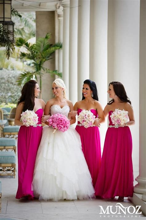 hot prom themes 25 best ideas about hot pink bouquet on pinterest pink