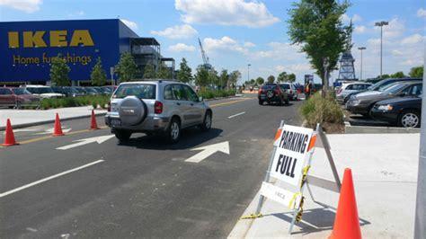 ikea parking lot eyes on the street red hook ikea parking lot opens for