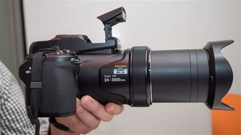 nikon coolpix p1000 puts a mind boggling 125x zoom in your for 999 cnet