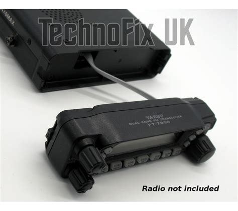 Cable Separation Kenwood V71 separation cable for ft 90r yaesu