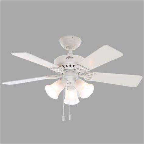 hunter beacon hill 42 ceiling fan hunter beacon hill 42 in white ceiling fan 53081 the