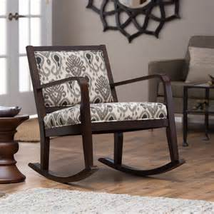 rocking chairs for living room belham living ikat rocking chair bedroom fruniture family