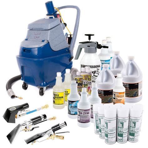 mobile car upholstery cleaning mobile auto detailing package with machine hand tools