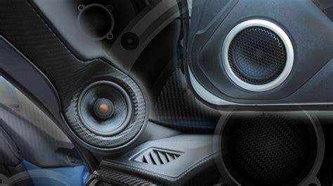 car installation the importance of proper car audio speaker installation