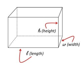 box layout height how to find the volume of a box study com