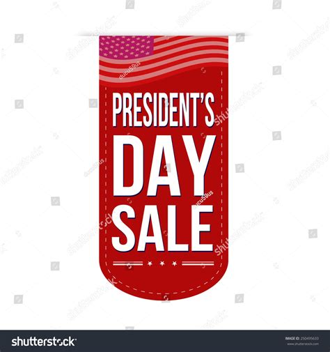 z gallerie presidents day sale presidents day sale banner design over a white background vector illustration 250495633