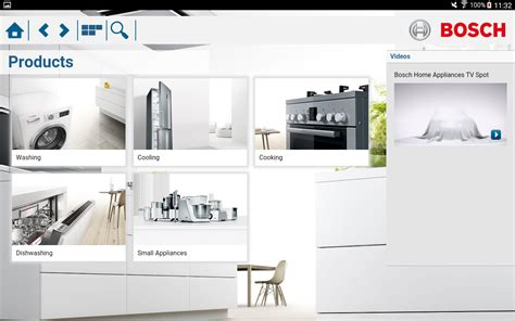 bosch home appliances me android apps on play