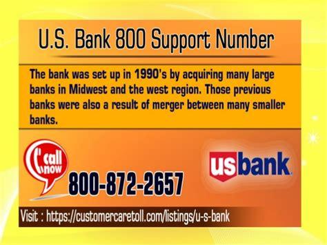 us bank help u s bank 800 support number