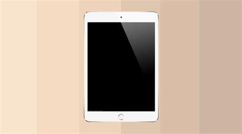 apple ipad mini  screen specifications sizescreenscom