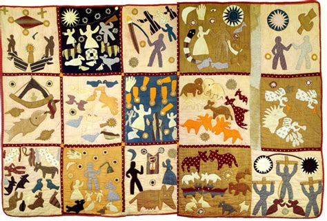 Quilts That Tell A Story by Secret Language Of Quilting Powers And Ringgold