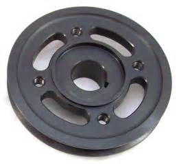 steel v belt pulley cooper s replacement for132 seven