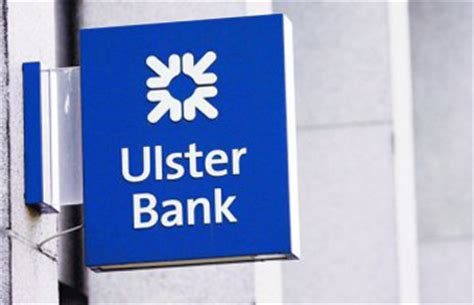 ulster bank uk ulster bank to 22 branches northern ireland news