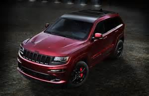 2016 Jeep Srt Image 2016 Jeep Grand Srt Size 1024 X