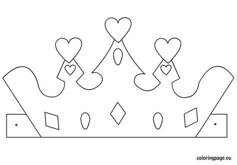 free printable princess crown template best 25 crown template ideas on crown