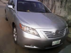 Neat Used Cars For Sale In Nigeria Neat 2008model Toyota Camry For Sale In Lagos For