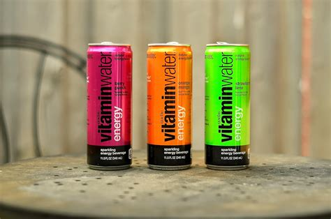 u energy drink what i drink at work vitamin water energy drinks review