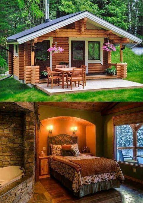 id love    small cabin    location