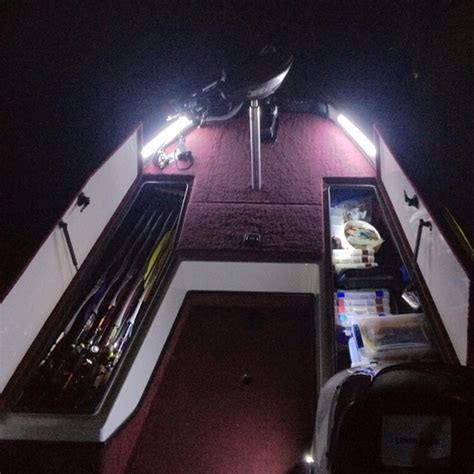 installing led boat deck lights marine led deck lighting rockwood led lighting systems