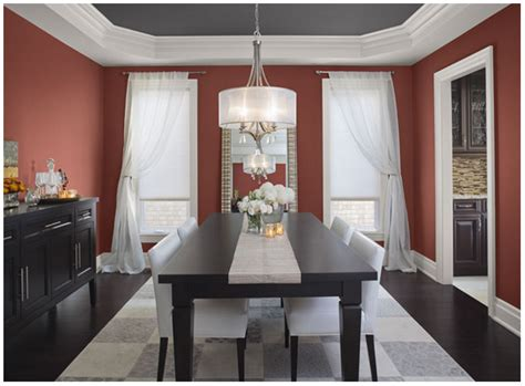 color schemes for dining rooms sophisticated color schemes for appetizing dining room