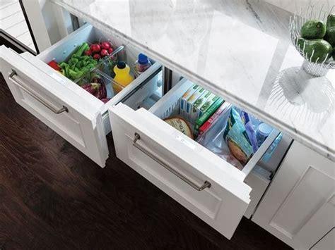 sub zero fridge drawers drawers undercounter refrigerator and refrigerators on