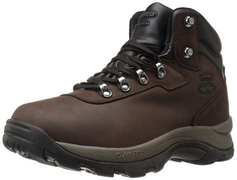 hi tech shoes hi tec s altitude iv waterproof hiking boot