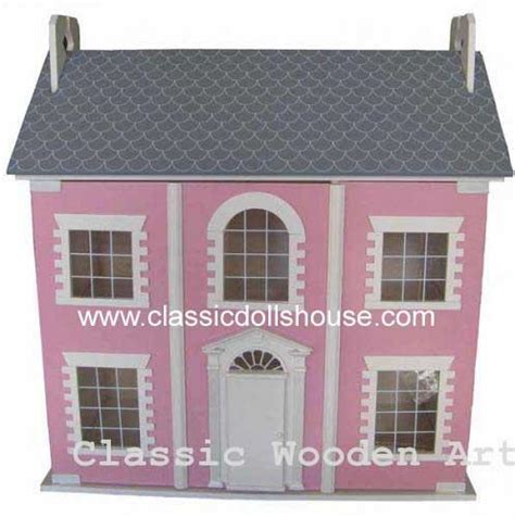 China Wooden Children Dolls House China Dolls Houses Children Wooden Dolls House Oem