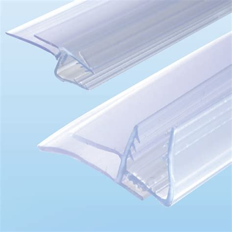 Shower Screen Seals For Curved Glass by Uniblade 905mm Universal Shower Screen Seal To Suit