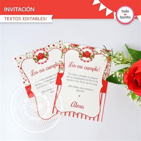 tarjeta de 15 floral chic tarjetas de 15 invitaciones con flores para imprimir