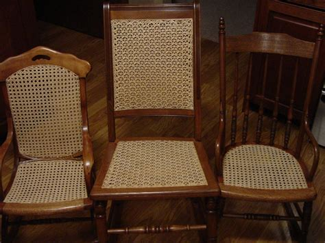 Caning Chair - chair caning