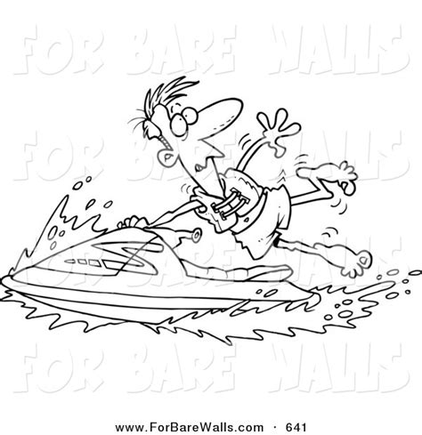 jet ski coloring pages to print jet ski free colouring pages