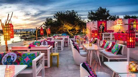 rooftop bars  ibiza  update
